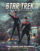 Star Trek Adventures: Command Division supplement