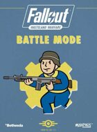 Fallout Wasteland Warfare Battle Mode Rules & Force Lists