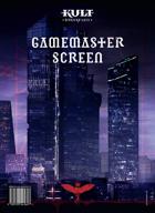 KULT: Divinity Lost - Gamemaster Screen