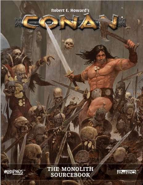Conan: The Monolith Sourcebook
