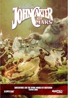 John Carter of Mars: Players Guide