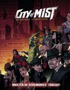 City of Mist: MC Toolkit