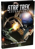 Star Trek Adventures: Alpha Quadrant Source Book