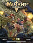 Mutant Chronicles: Art Book