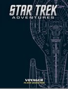 Star Trek Adventures: Voyager Player Characters