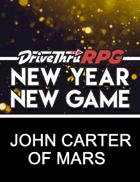 NYNG John Carter of Mars [BUNDLE]