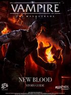 Vampire: The Masquerade – New Blood Starter Pack