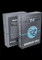 Infinity: Adversary Card Deck