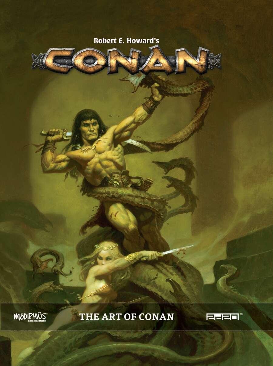 The Art of Conan Sourcebook
