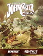 John Carter 2d20 [BUNDLE]
