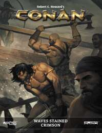 Conan: Waves Stained Crimson Campaign