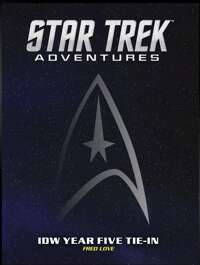 Star Trek Adventures IDW Year Five Tie-In PDF