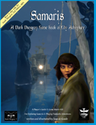 Samaris - Dark Dungeon City Source Book