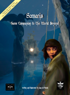 Samaris - Game Companion to The World Beyond RPG