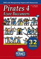Pirates: Set 4 - Azure Buccaneers