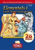 Elementals Set #1