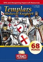 Medieval Knights - Templars Set 1