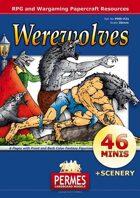 Werewolves - Fantasy and Horror