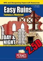 Easy 2.5D Ruins and Accessories