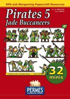 Pirates: Set 5 - Jade Buccaneers
