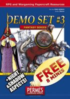 FREE Demo Set 3 - Fantasy