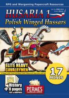 Husaria - Polish Winged Hussars 1