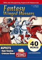 Fantasy Winged Hussars - Aspects