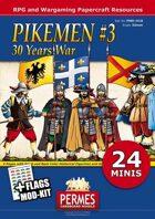 Pikemen III - 30 Years' War #3