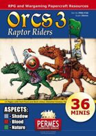 Orcs III - Raptor Riders + Aspects