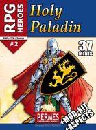 RPG HEROES #2: Holy Paladin +ASPECTS +MOD-KIT