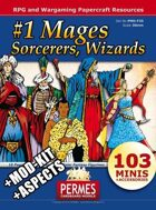 Mages Sorcerers Wizards #1 +ASPECTS +MOD-KIT