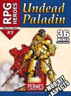 RPG HEROES #3: Undead Paladin +ASPECTS +MOD-KIT