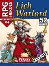 RPG HEROES #4: Lich Warlord +ASPECTS