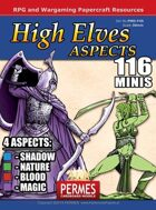 High Elves Aspects