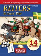 Reiters - 30 Years War