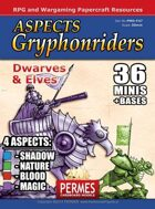 Gryphonriders - Dwarven and Elven ASPECTS
