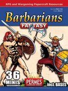Fantasy Barbarians