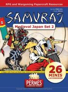 SAMURAI - Medieval Japan Set 2