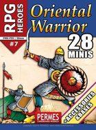 RPG HEROES #7: Oriental Warriors