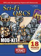 Sci-Fi Alien ORCS