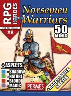 RPG HEROES #8: Norsemen Warriors