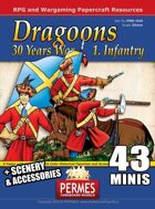 Dragoon Infantry - 30 Years War