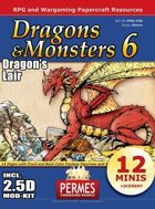 Dragons Lair - Dragons &Monsters 6
