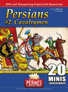 Persian Cavalry - Ancient Warriors