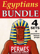 Ancient Egyptians [BUNDLE]