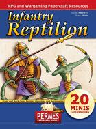 Reptilion Infantry