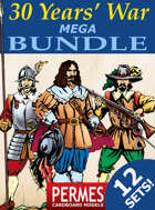 30 Years War MEGA BUNDLE [BUNDLE]