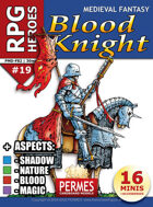 RPG HEROES #19: Blood Knight