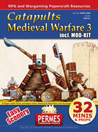 Medieval Warfare 3 - Catapults