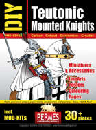 DIY Teutonic Mounted Knights